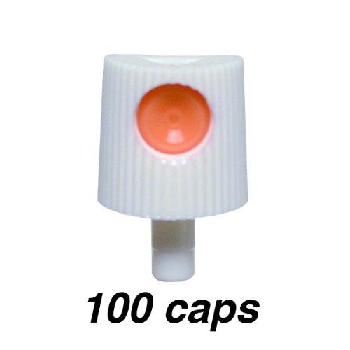 Graffiti Spray Paint Caps Rusto Fat Cap 100 Pack