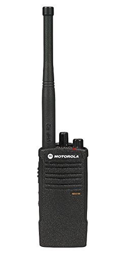 Motorola On-Site RDV5100 10-Channel VHF Water-Resistant Two-Way Business Radio by Motorola Solutions