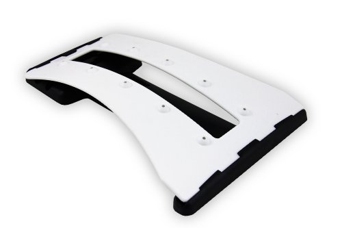Magic Back Stretcher Lower Lumbar Massage Support Spine Pain Relief Chiropractic