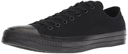 Hi Converse Zapatillas Star All Black unisex Negro qww1OE4