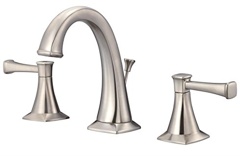 Luxart Gold Widespread Faucet Gold Luxart Widespread Faucet