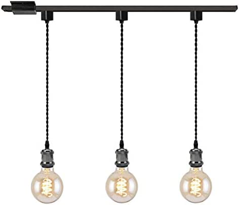 Kiven 3-Light H System Track Mini Pendant