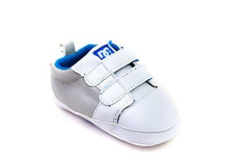 Dc Shoes Kids Crib (DC Shoe Babies Crib Shoes (0-6, White))