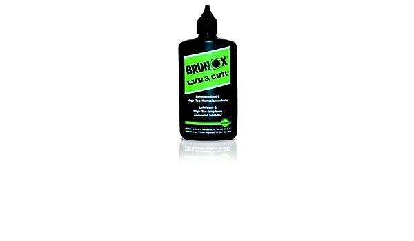 Lubricante anti corrosión Brunox lub & Cor en bureta 100 ml: Amazon.es: Deportes y aire libre