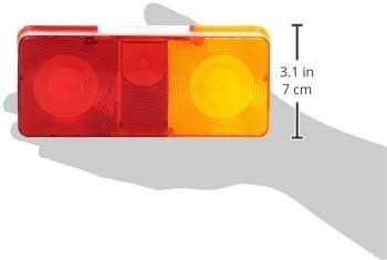 HELLA 9EL 116 844-001 Lichtscheibe Heckleuchte links
