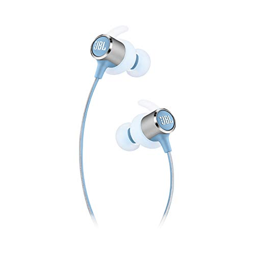 JBL Reflect Mini 2.0 - In-Ear Wireless Sport Headphone with 3-Button Mic/Remote - Teal