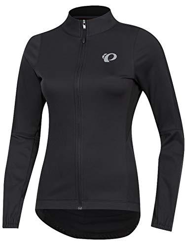 Pearl iZUMi Women's Elite Pursuit Amfib Jacket Black Small
