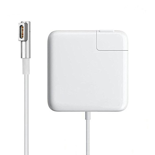 Macbook Pro Charger, Replacement 60W L-Tip Power Adapter for macbook and  Macbook Pro 13-inch (Before Mid-2012 Models)