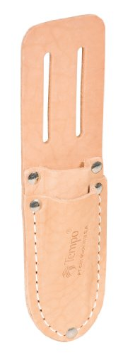 Greenlee PT-C01 Two Pocket Leather Pouch