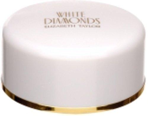 Elizabeth Taylor White Diamonds Body Radiance Perfumed Body Powder 2.60 oz (Pack of 7)