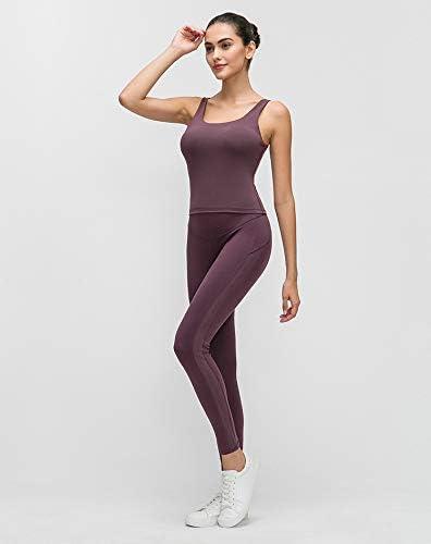 ZZXSY Pantalones De Yoga Elásticos De Cintura Alta para Mujer ...