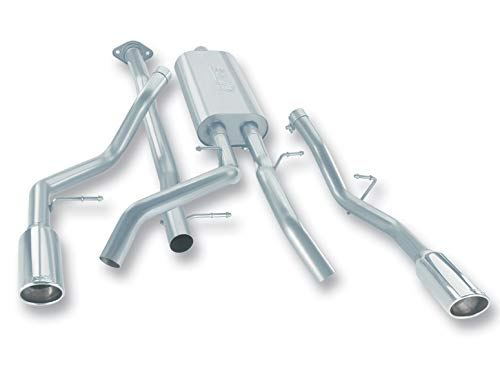 Borla Exhaust Universal (Borla 140340 Cat-Back Exhaust System)