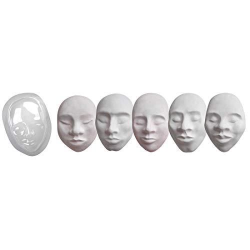Roylco Face Forms 10/pk