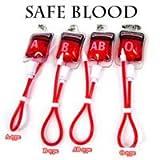 血液型ストラップ(A型)