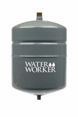 (Water Worker HTEX-30 Pre-Charged Hydronic Expansion Tank, 4.4-Gallon - Quantity 1)