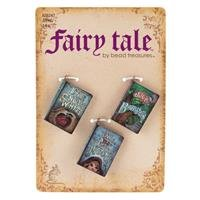 UPC 711938697704, Fairy Tale Book Charms From TheCraftyCrocodile