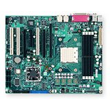 Supermicro H8SMi-2-O Opteron 1000/nVidia MCP55 Pro/DDR2-800/RAID/SLI/ATX Server Motherboard