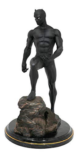 DIAMOND SELECT TOYS Marvel Premier Collection: Black Panther Statue, Multicolor