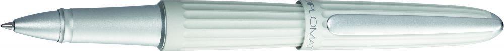 Diplomat D40303030 Aero Rollerball Pen - Matt Silver by Diplomat (Image #1)