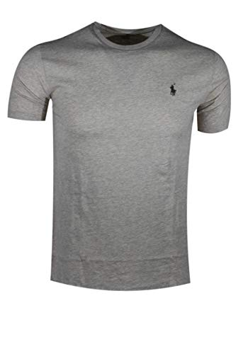 Polo Ralph Lauren Mens Short Sleeve T-Shirt Hampton Purple