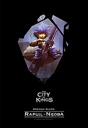 The City of Kings: Character Pack 2 - Expansión Juego de Mesa ...