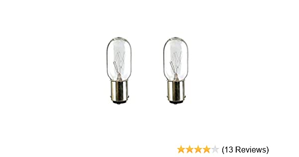 10 Vacuum Light Bulb for Kenmore 20-5240 or 5240 Powermate Progressive 4370018
