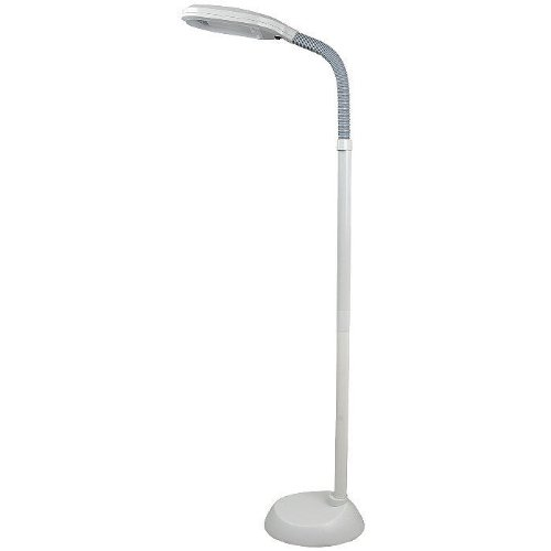 Sunlight Office or Home Floor Lamp Natural Beige ()