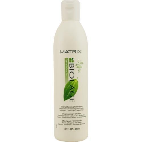 Matrix Biolage Strengthening Shampoo, 13.5-Ounce Bottle - Matrix Biolage Fortetherapie Strengthening