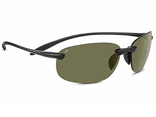 Serengeti Nuvola Sunglasses new color (sanded Dark Grey / Polarized PHD CPG Lens, one color)