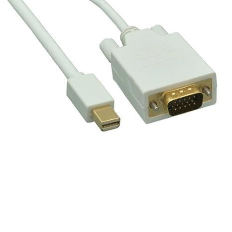 cisno Mini DisplayPort | Thunderbolt macho a VGA macho Proyector ...