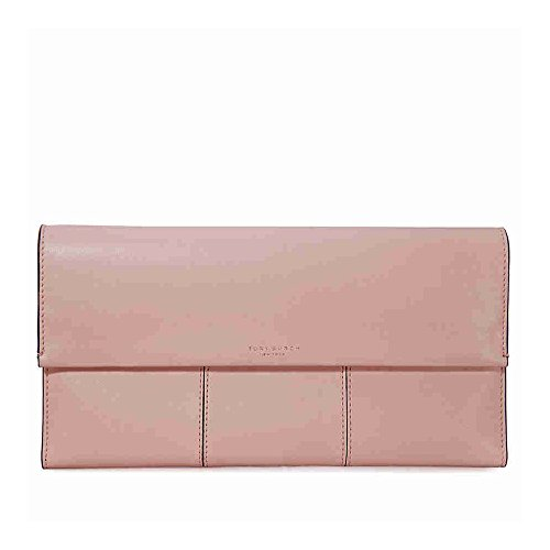 Shell Block Tory Burch Clutch Travel Pink T Zz76P7WO