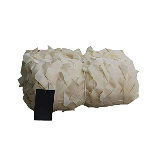Camouflage Netting Woodland Desert for Camping Military Hunting Shooting Sunscreen Nets Camouflage Party Decoration Themed Restaurant Decor Army Mesh Net with Support -