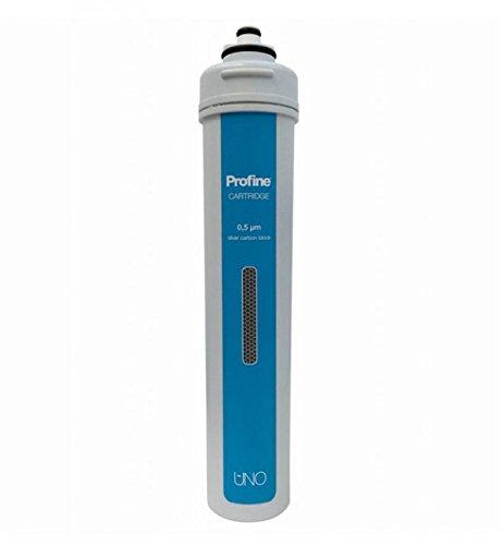 PROFINE Filtro Profine Di Ricambio Per DepuratoreUNO Acqua 0, 5 Micron A