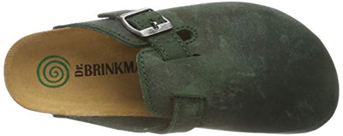 Brinkmann 600409 Clog Dr Dr Brinkmann 600 409 Zoccolo Grn Grn wqHq5E6t