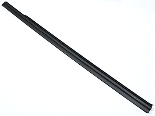 - BMW e46 COUPE 1/4 vent window Weatherstrip Railing LEFT lower outer seal rail