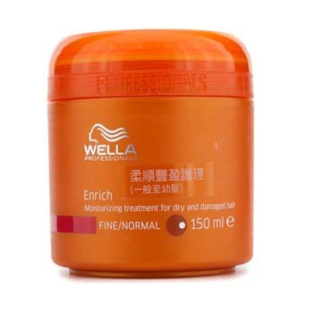 Enrich Moisturizing Treatment for Dry & Damaged Hair  150ml/