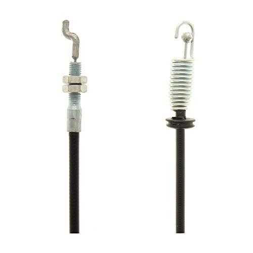 Cable de tracción cortacésped GGP TD 484 TR - TDL 484 TR - TD ...