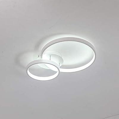LED Plafón - Moderno Decorativa Creativa Lámpara de techo - Diseño ...