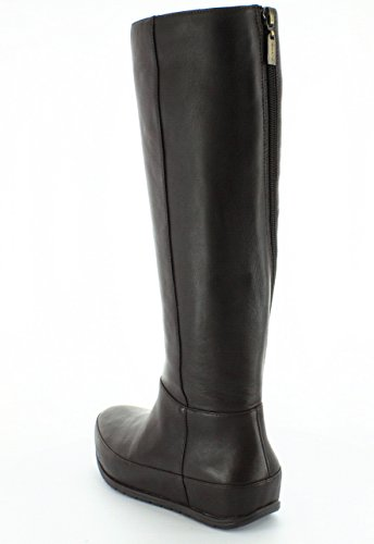 FitFlop Twisted Duéboot™ Brown Zip boots Knee High womens Chocolate FF2™ 7tr7Z