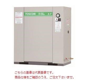 東芝 (TOSHIBA) エアコンプレッサー:無給油式 FLP86-37T (三相200V 60Hz)〈コンプレッサ単体形〉 B01LKLUEEY