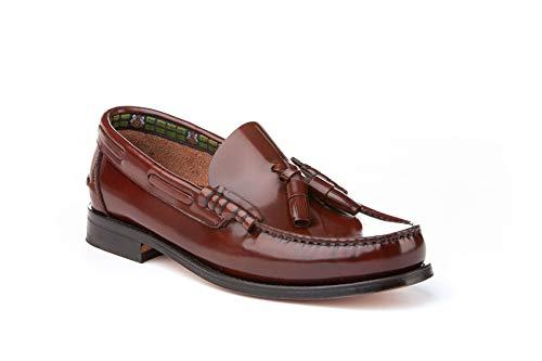 Zapatos Para Disponibles Piel Borlas Desde Modelo Shoes 40 476 45 A Hasta La Hombre Con Talla Fabricados Mocasines Bovina Castellanos amp;l SqwEzICxnW