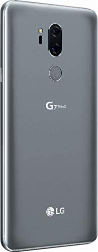 LG G7 ThinQ - Platinum Gray 64GB Sprint - Renewed