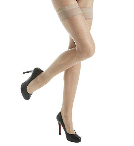 (Donna Karan Beyond Nudes Thigh High (DKS003) Tall/Tone A03)