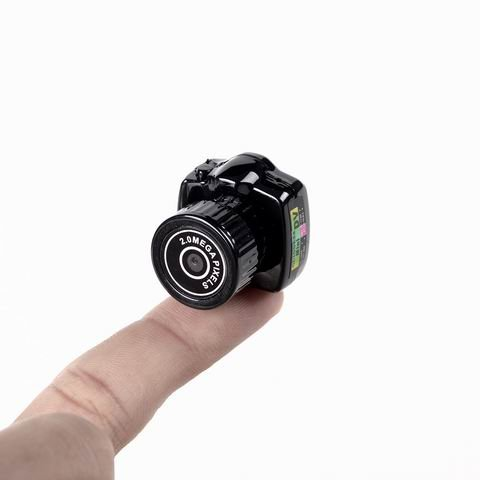 Mini Spy Video Cameras (Safstar Mini Smallest Camera Camcorder Video Recorder DVR Spy Hidden Pinhole Web)