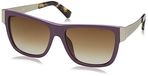 Gucci sunglasses GG 3718/S IJQ6Y Acetate Purple - Sand Brown - Sunglasses Gucci Purple