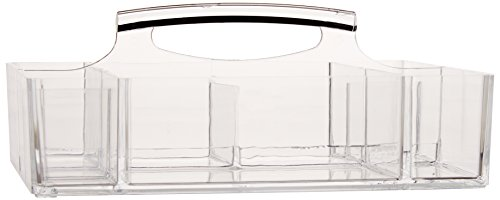 Price comparison product image SOHO Acrylic Caddy Cosmetic Organizer
