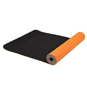 YOOMAT Nueva TPE Mat para Fitness 183cm * 61cm * 6mm ...