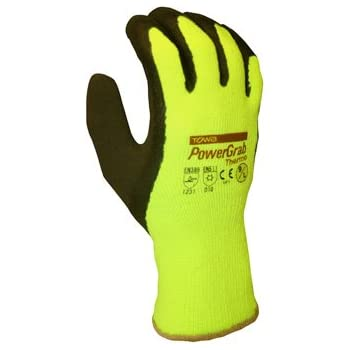 Towa Powergrab Thermal Gloves Size Large Thermo Protective L