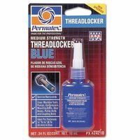 Medium Strength Blue Threadlockers, 10 mL, 3/4 in Thread, Blue (22 Pack) by Devcon