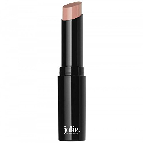 (Jolie Hydrating Lip Balm Lipstick - Shiny, Sheer Luminous Color (Bare Blush))